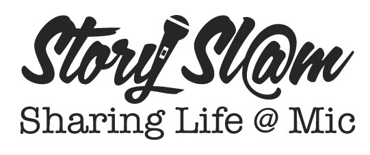 Story Slam Logo